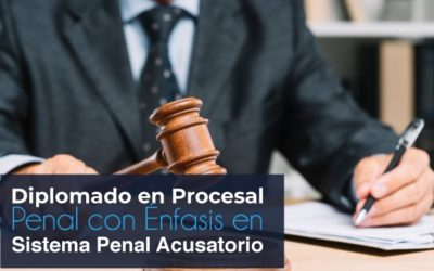 Diplomado Procesal Penal con énfasis en Sistema Penal Acusatorio en FABA