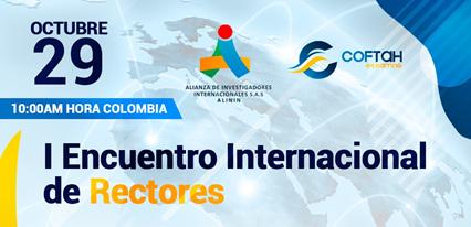 I Encuentro Internacional de Rectores