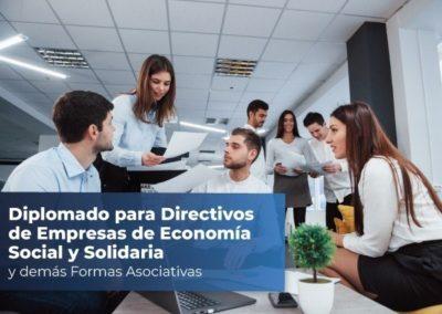 Diplomado para Directivos de Empresas de Economía Social y Solidaria y demás Formas Asociativas