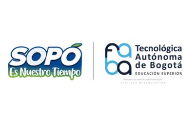Municipio de Sopó, en convenio de descuento para tecnologías con FABA