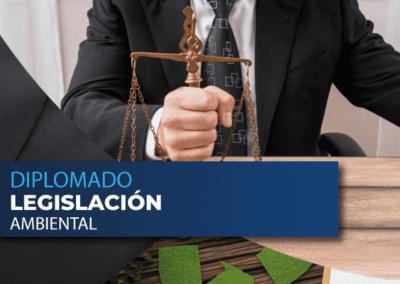 Diplomado Legislación Ambiental